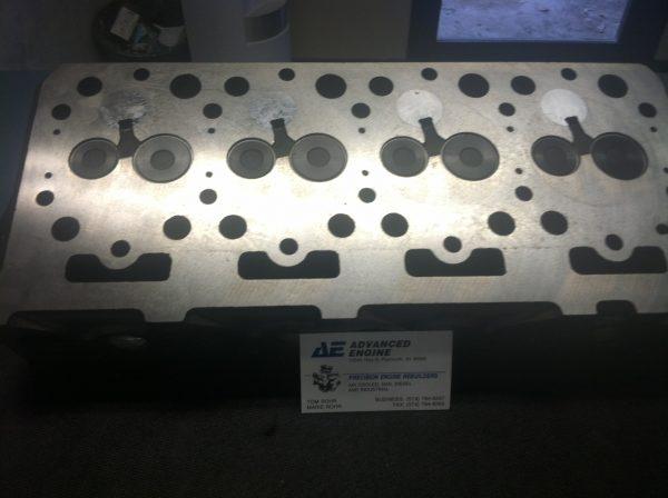 Cylinder Head Complete Kubota V2003t Advanced Engine