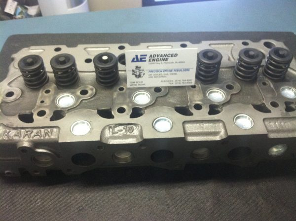 NEW Kubota v2003T Cylinder Head Complete for Sale - Country Sales Kubota